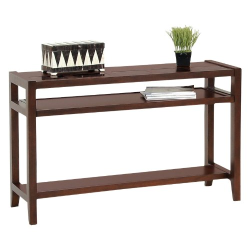 Cheap Progressive Furniture Sofa/Console Table – Cherry Solids and Veneers (P366-05)