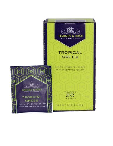 Tropical Green Tea 20 Teabags