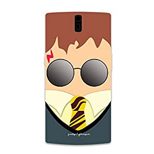 Designer Phone Covers - OnePlus One-harry-potter