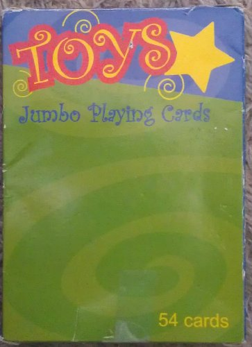 Toys Jumbo Playing Cards - 1