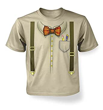 Nerd Costume Kids T-shirt