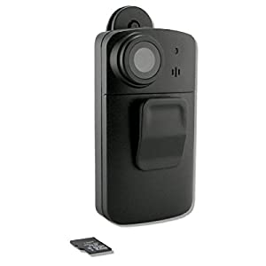 Top Dawg TDPERSDVR-05 Eagle Eye Wearable Body Camera (Black) from Top Dawg Electronics