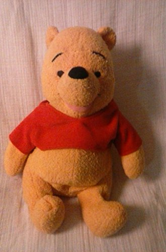"Disney Winnie the Pooh 9"" Plush Bear - 1"