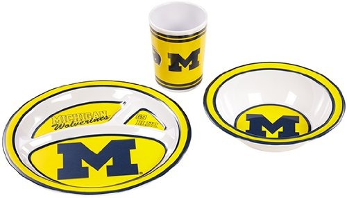 BSI Michigan Wolverines College Sports Team Logo