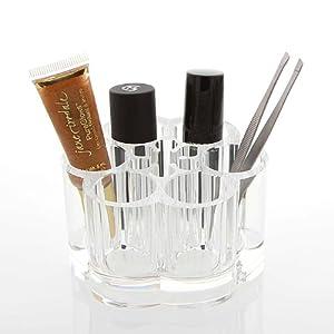 Kosmetik Accessoire Ständer, Acryl Organizer, leer