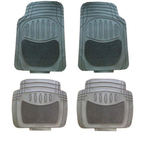 bmw-35678-series-x6-x1-x5-x3-z4-rubber-cloth-pvc-car-mats-heavy-duty-4pc