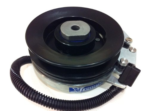 Warner Upgrade 5217-14 Electric Pto Blade Clutch - Free Upgraded Bearings