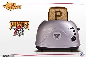 MLB Pittsburgh Pirates Protoast Team Logo Toaster by Pangea Brands
