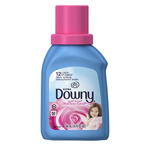 Downy Ultra Liquid Fabric Softner, April Fresh Scent, 12 Loads, 10 Fl Oz ( Pack of 12 ) (Downy Ultra Softner compare prices)