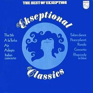 Ekseptional Classics The Best Of Ekseption
