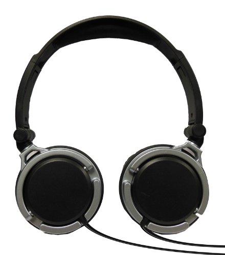 Maxell 190635 Maxell Dj Style Headphones, Red