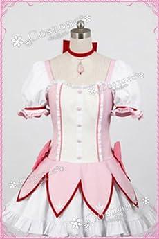【コスゾーン】『魔法少女まどかマギカ』 鹿目まどか 新版風の衣装