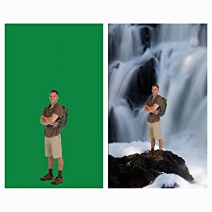 ProMaster Green Screen Kit