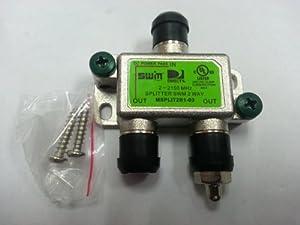 Directv Msplit2r1-03 Approved 2-way Wide Band SWM Splitter