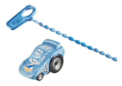 Disney/Pixar Cars Riplash Racers The King Vehicle