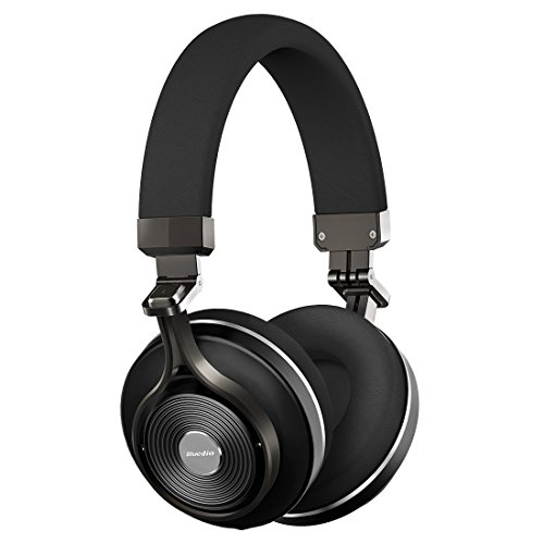 Bluedio T3 Plus  Wireless Stereo Headphones with Mic/Micro SD Card Slot