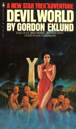 Devil World, Gordon Eklund