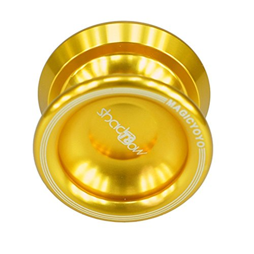 Teenitor New Professional Yo-Yo Golden Magic YoYo T8 Shadow Aluminum