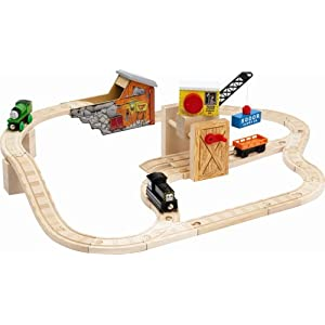 41mzfb%2BEzrL. SL500 AA300  Take Along Thomas Playsets Your Child Will Love!