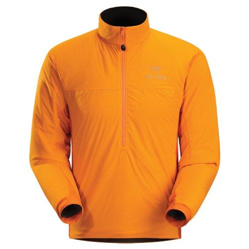 Arc'teryx Atom LT Insulated Pullover Jacket - Men's Blaze, XL