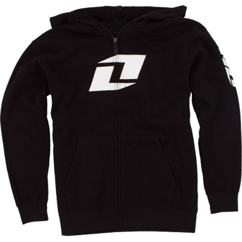 one-industries-youth-icon-full-zip-sweatshirt-black-medium