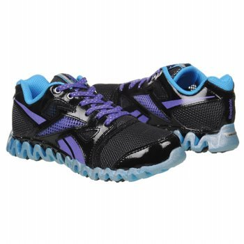 Shoes Girls Athletic  Closeout Reebok Zignano Fly 2 Sparkle Running ... 577d681c4