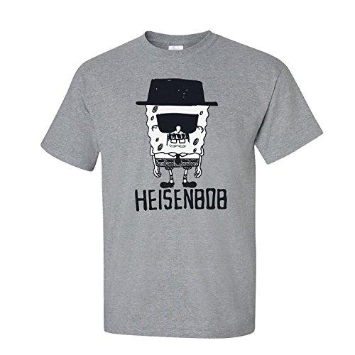Heisenbob Funny Sketch Mens Herren Fit T-Shirt