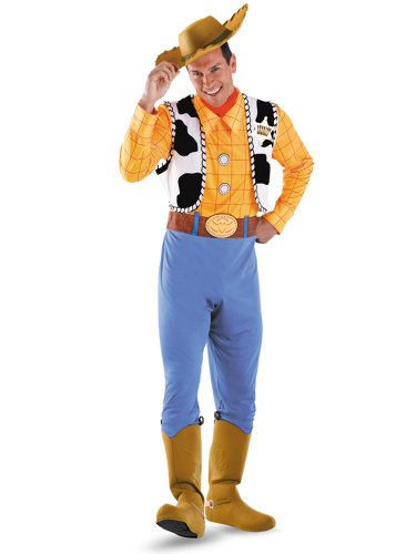 Toy Story Costume Movie Costumes Woody Costume Western Cowboy Cartoon