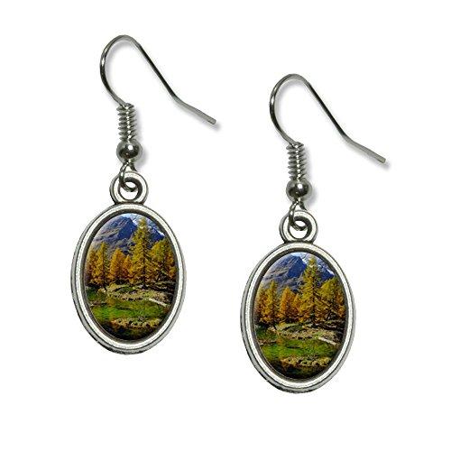 lago-bleu-matterhorn-walliser-alpen-landschaft-neuheit-dangling-drop-oval-charm-ohrringe