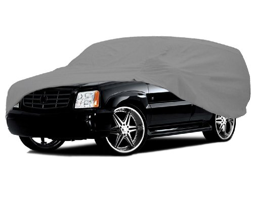 All weather SUV Car Cover fits Chevrolet Tahoe 1995-2011