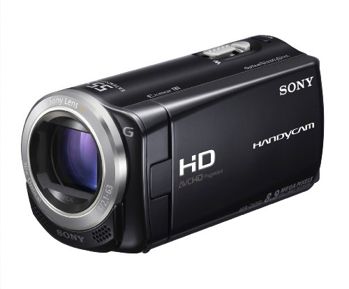 Sony Handycam CX250 Full HD Camcorder - Black (8.9MP, 30x Optical Zoom) 3 inch LCD