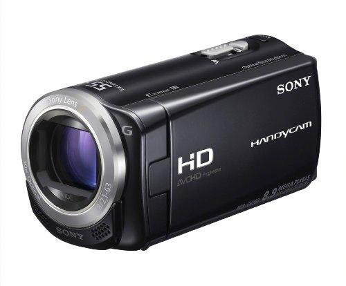 Sony Handycam CX250 Full HD Camcorder - Black (8.9MP, 30x Optical Zoom) 3 inch LCD