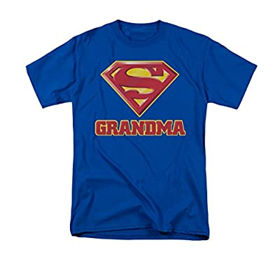 Superman Super Grandma T-Shirt