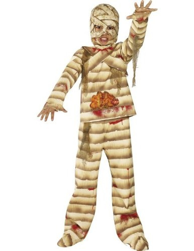 Child Gutsy Mummy Halloween Halloween Costume