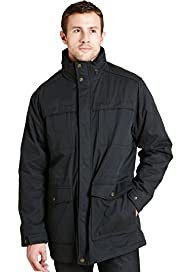 Big & Tall Blue Harbour Cotton Rich Jacket with Stormwear™