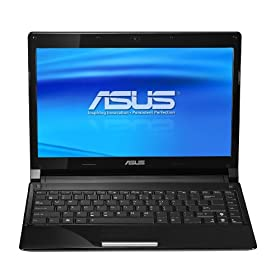 ASUS UL30A-X5 Thin and Light 13.3-Inch Black Laptop - 12.5 Hours of Battery Life (Windows 7 Home Premium)
