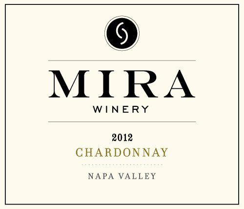 2012 Mira Winery Napa Valley Chardonnay 750 Ml