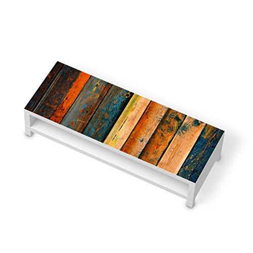 m beltattoo f r ikea lack tv bank design folie bedruckte. Black Bedroom Furniture Sets. Home Design Ideas