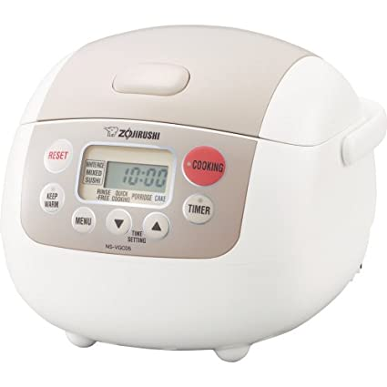 Zojirushi Micom NS-VGC05 Electric Rice Cooker