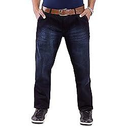 URBAN FAITH Plain Jeans in Black