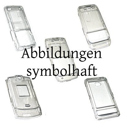 vyvy mobile® Crystal Case für SonyEricsson W850 W850i Handyhülle