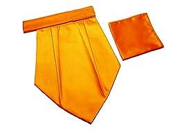Mentiezi Men Micro Fibre Cravat Combo Pack
