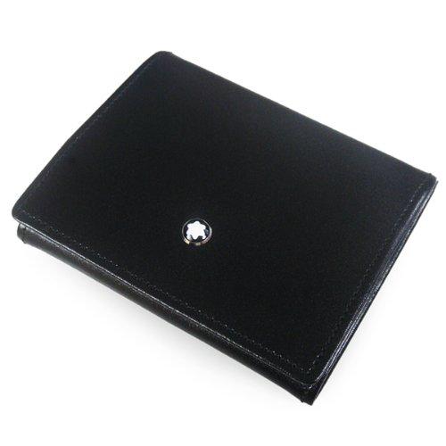 モンブラン MONTBLANC MEISTERSTUCK マイスターシュテック コインケース 14877 ブラック 「並行輸入品」