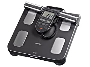 Omron HBF-514C Full Body Composition Sensing Monitor and Scale by Omron