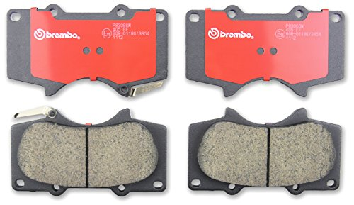 Brembo P83066N Front Disc Brake Pad (Brembo Brake Pads compare prices)