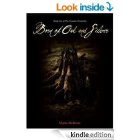 Born of Oak and Silver (The Caradoc Chronicles Book 1)