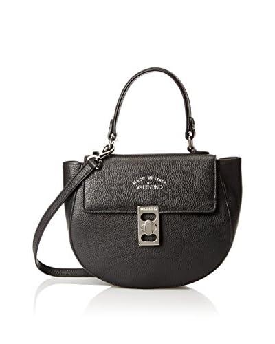 Valentino Bags by Mario Valentino Women's Claire Mini Convertible Satchel, Black