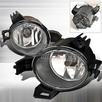 Spec-D Tuning LF-ALT06COEM-APC Nissan Altima S Se Sl Clear Lens Oem Style Fog Lights Lamps (Altima Oem Fog Lights compare prices)
