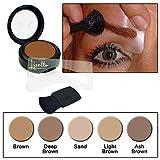 Instant Eyebrow Natural Make-up Kit - Color Sand