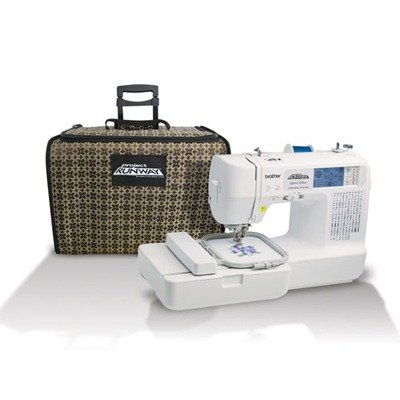 Brother Sewing Machine LB6800-PRW Project Runway Embroidery Machine